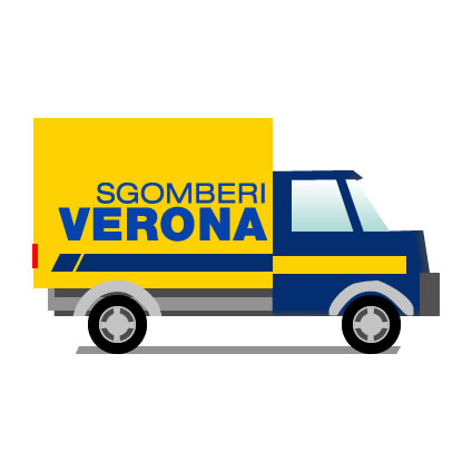 Logo sgomberi Verona - Sgombero Garage Via Pier Fortunato Calvi Verona